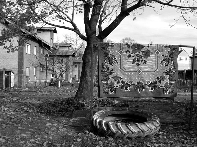 Opuštěná ostravská zákoutí představuje student Slezské univerzity.