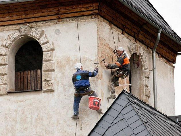 Kostel Nejsvětější Trojice v Raduni. Ilustrační foto.