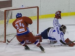 Česká republika U18 – Finsko U18 6:4 (branka na 2:2)