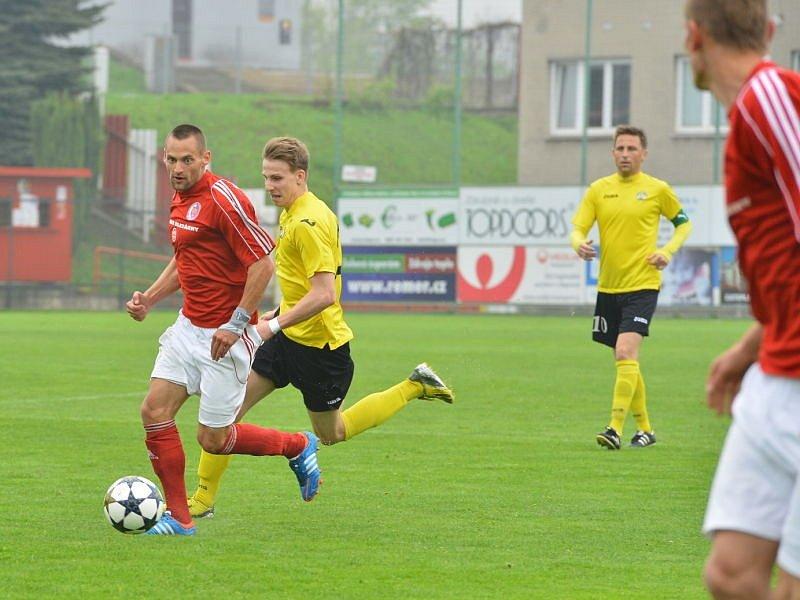 Fotbal Třinec – FC Hlučín 1:0