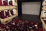 Slezské divadlo v Opavě. Ilustrační foto.