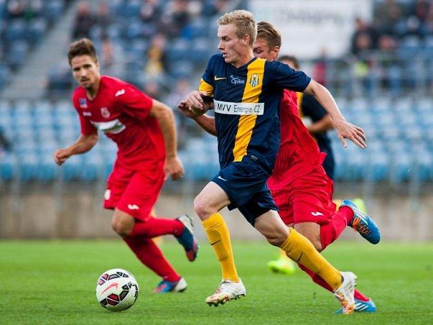 Slezský FC Opava – FK Ústí nad Labem 1:0