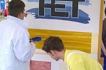 Hlučínští malíři opět ovládli prestižní soutěž Machři roku.
