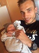 Opavský útočník Nemanja Kuzmanovič se stal v neděli ráno otcem. Ve vítkovické porodnici mu v čase 5.41 porodila přítelkyně Sonia syna Luku. Syn opavského útočníka měřil 49 cm a vážil 3300 gramů.