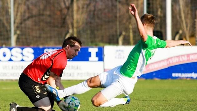 FC Hlučín - FC Slovan Rosice 0:1