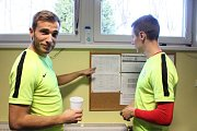 Ve čtvrtek ve třináct hodin měli fotbalisté Slezského FC Opava první sraz v rámci zimní přípravy.