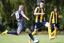Slezský FC Opava U19 – FC Vysočina Jihlava U19 3:0