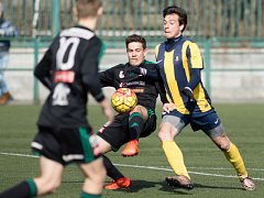 Slezský FC Opava U19 - 1. FK Příbram U19 0:0, na penalty 3:5