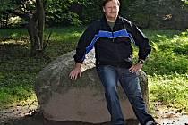 Břetislav Onderka se ve svém koníčku pravidelně a rád vzdělává.