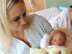 Viktorie Dubová se narodila 2. října, vážila 2,53 kilogramů a měřila 45 centimetrů. Rodiče Petra a Petr z Vítkova přejí své prvorozené dceři hlavně zdravíčko.