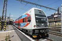Prázdninovou novinkou na kolejích je třetí sloní vlak mezi Opavou a Ostravou.