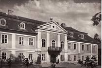Kyjovický zámek.