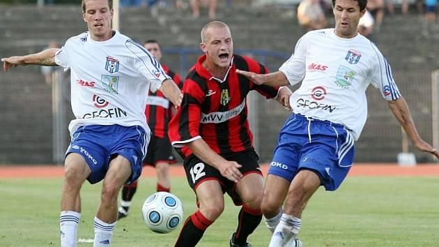 FC Vítkovice - Slezský FC Opava 0:0