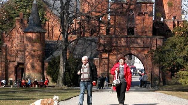 Zámek v Hradci nad Moravicí letos navštívilo kolem 35 tisíc lidí.