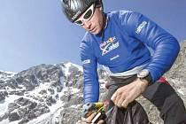 Michal Krysta v minulém roce zvládl X-Alps v devatenáctém nejrychlejším čase. Letos se v podobném podniku X-Pyr pokusí zdolat Pyreneje.