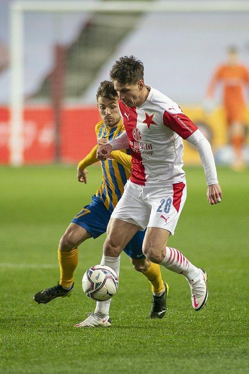 Matěj Helešic (SFC Opava), Lukáš Masopust (SK Slavia Praha).