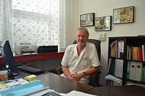 Primář infekčního oddělení Slezské nemocnice v Opavě Petr Kümpel.