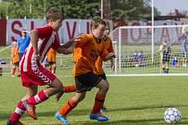 Ve fotbalovém areálu Slavie Opava se konal tradiční turnaj pro benjamínky ročníku narození 2004. Kvalitně obsazený turnaj, do kterého zasáhlo osmnáct mužstev ze tří zemí, vyhrála polská Lodž.