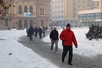 Horní náměstí, centrum Statutárního města Opavy.
