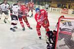 Hokej v Opavě.
