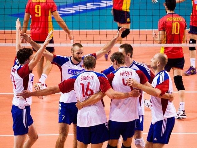 Česká republika – Španělsko 3:2