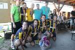 Fotbalový turnaj Ceca Cup, který se v sobotu konal v opavském areálu na Minervě, měl dvě roviny. Kromě té sportovní šlo především o tu charitativní.