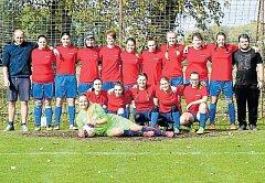 SK Loděnice patří po podzimní části třetí místo v Moravskoslezské divizi.