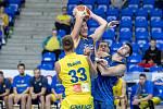 Domácí přípravné utkání BK Opava – GTK Gliwice.