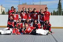 Hokejbalisté vyhráli turnaj