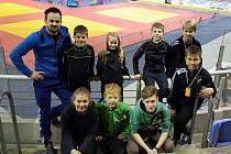 Skupina jedenácti judistů ze Slezanu Opava odcestovala na mezinárodní turnaj do Maďarska. V konkurenci 1 560 sportovců z dvaceti zemí tentokrát Slezané na medaile nedosáhli.