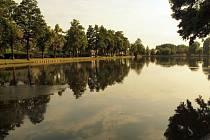Špakovský rybník v Bohuslavicích