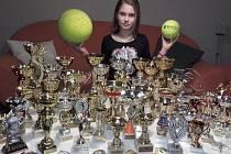 Vanesa Šulcová je úspěšnou tenistkou.