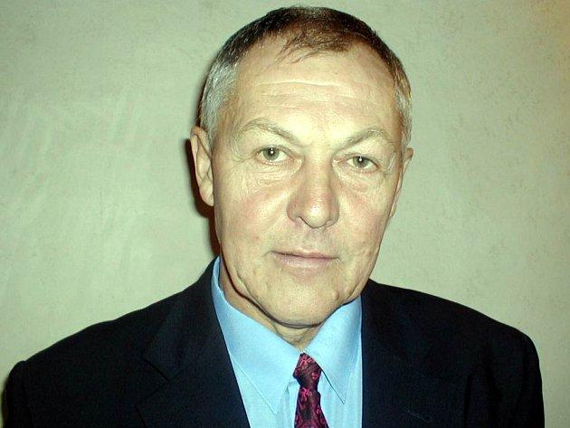 Starosta Litultovic Jan Raida.