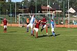 TJ Vřesina -TJ Družba Hlavnice 3:1 (1:0).