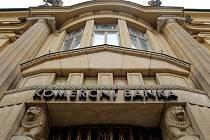 Budova bývalé Komerční banky. Na tu chce město Opava dostat dotaci z Evropské unie.