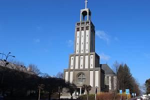 Kostel svaté Hedviky. Ilustrační foto.