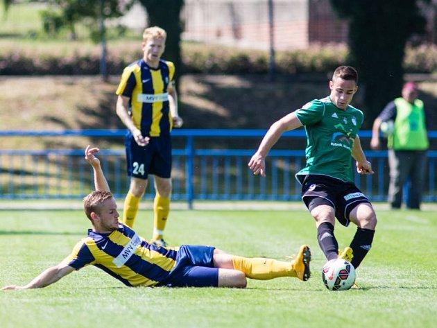 Slezský FC Opava – KS ROW 1964 Rybnik 3:0