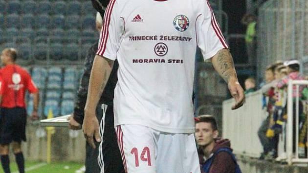 Slezský FC Opava – FK Fotbal Třinec 1:2