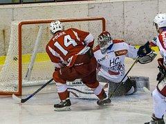 HC Slezan Opava – HC RT TORAX Poruba 2011 5:3 (branka na 1:0)