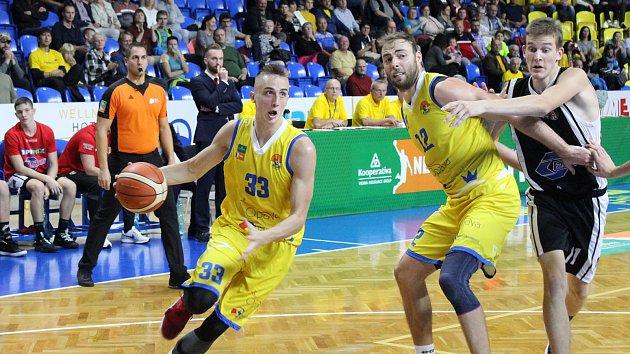 Basketbal: BK Opava – Egis Körmend