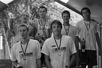 Opavští beachvolejbalisté přivezli medaile.