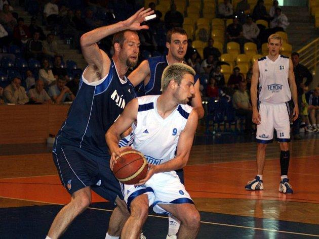 Finálová série II. basketbalové ligy je srovnána.