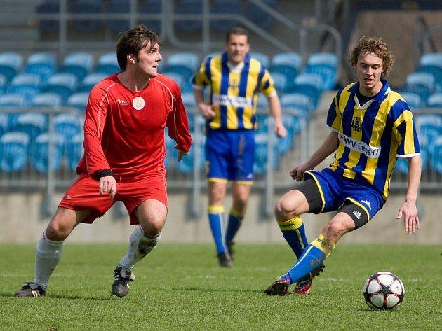Slezský FC Opava B - SK Spartak Hulín 2:0