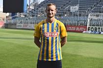 První posilou Slezského FC Opava se stal Jiří Janoščín. Foto: Eliška Žídková/SFC Opava