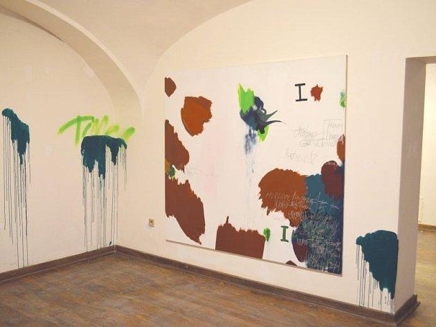 Ukázka z tvorby Hany Mikulenkové.