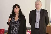 Ministryně se při své návštěvě Opavy zastavila také na prohlídku komunitního centra Anima Viva v Kylešovicích.