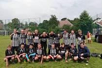 Partizan Ostrava skončil druhý