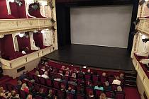 Snímky z akcí ve Slezském divadle v Opavě.