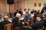 K velkému setkání bývalých fotbalistů Slezského FC Opava došlo po nedělním utkání s Plzní.