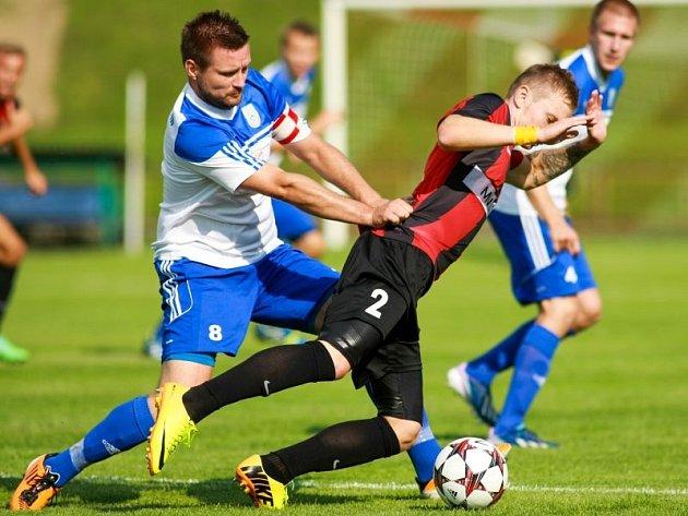 FK Nový Jičín – Slezský FC Opava 0:1